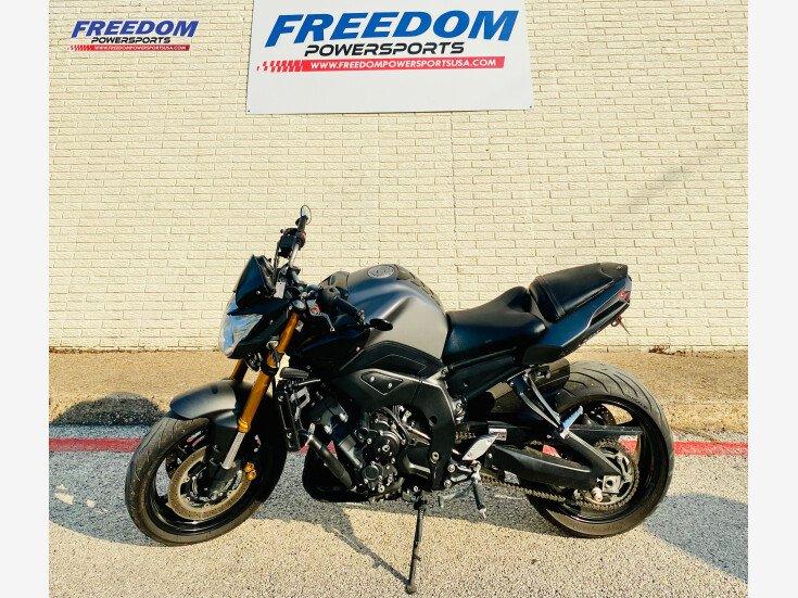 2012 Yamaha FZ8 for sale 201122801