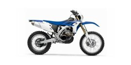 2012 Yamaha WR200 450F specifications