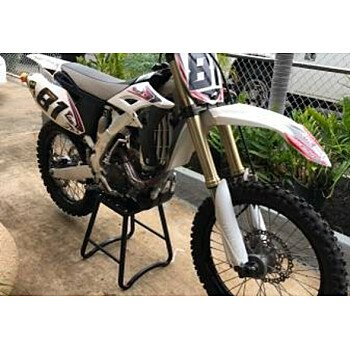 2012 Yamaha YZ250F for sale 200520730