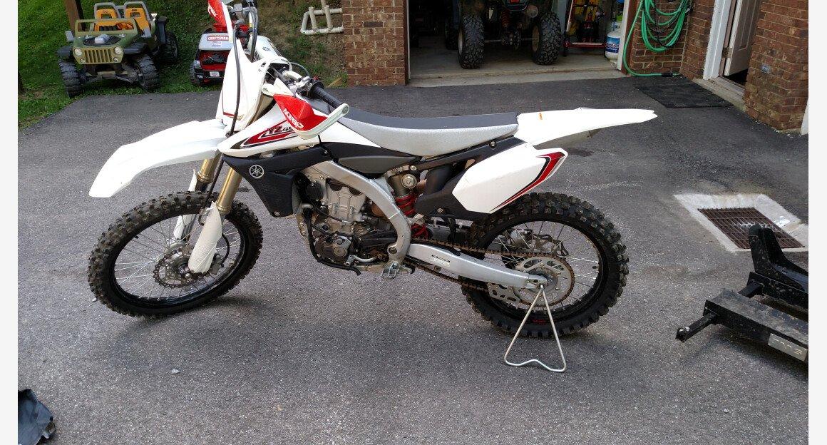 2012 Yamaha YZ450F for sale 200599897