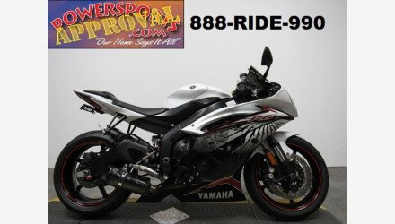 2012 Yamaha YZF-R6 for sale 200632815