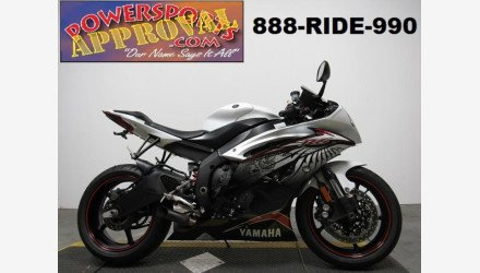 2012 Yamaha YZF-R6 for sale 200633837