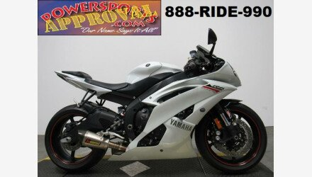 2012 Yamaha YZF-R6 for sale 200691424