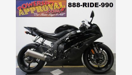 2012 Yamaha YZF-R6 for sale 200710056
