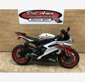 2012 Yamaha YZF-R6 for sale 200713521