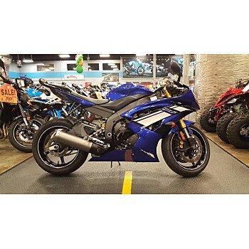 2012 Yamaha YZF-R6 for sale 200736049