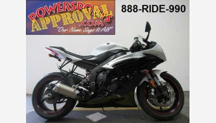 2012 Yamaha YZF-R6 for sale 200761110
