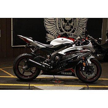 2012 Yamaha YZF-R6 for sale 200790653