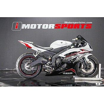 2012 Yamaha YZF-R6 for sale 200798887