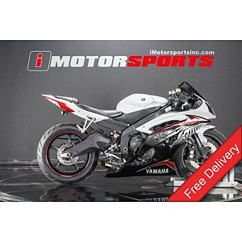 2012 Yamaha YZF-R6 for sale 200798989
