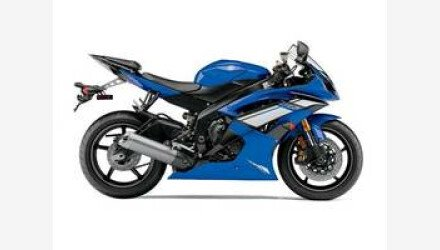 2012 Yamaha YZF-R6 for sale 200803156