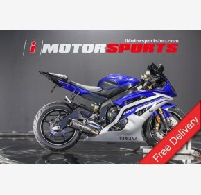 2012 Yamaha YZF-R6 for sale 200808084