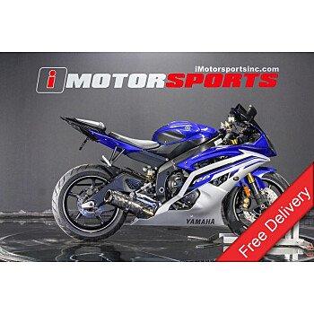 2012 Yamaha YZF-R6 for sale 200808084