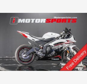 2012 Yamaha YZF-R6 for sale 200809820