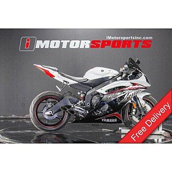 2012 Yamaha YZF-R6 for sale 200809883