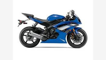 2012 Yamaha YZF-R6 for sale 200811024