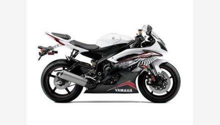 2012 Yamaha YZF-R6 for sale 200816106
