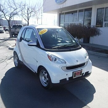 2012 smart fortwo Coupe for sale 101099975