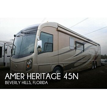 2013 American Coach Heritage for sale 300181626