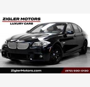 2013 BMW 550i Sedan for sale 101267510