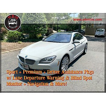 2013 BMW 650I xDrive Coupe for sale 101357590