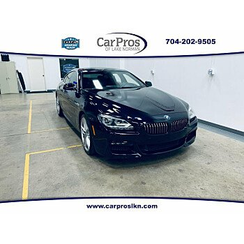2013 BMW 650i Gran Coupe for sale 101207781