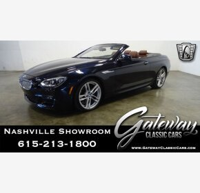 2013 BMW 650i Convertible for sale 101494017