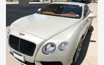 2013 Bentley Continental for sale 100988409