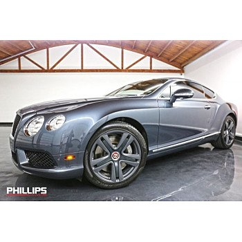 2013 Bentley Continental GT V8 Coupe for sale 101098806