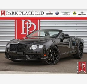 2013 Bentley Continental GT V8 Convertible for sale 100974424
