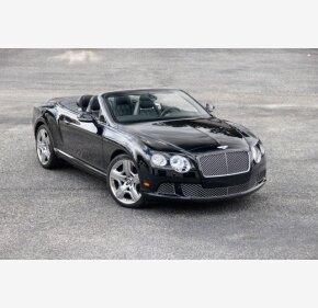2013 Bentley Continental Classics For Sale Classics On Autotrader