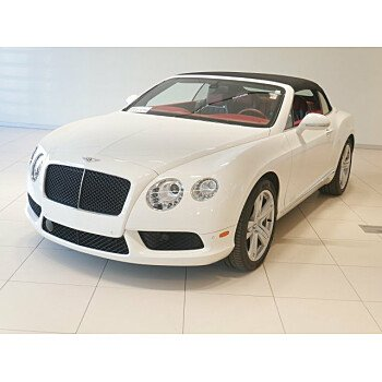 2013 Bentley Continental GT V8 Convertible for sale 101132398