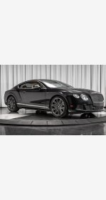 2013 Bentley Continental GT Speed Coupe for sale 101180387