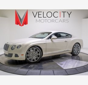 2013 Bentley Continental GT Speed Coupe for sale 101203238