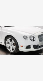 2013 Bentley Continental GT Convertible for sale 101207290