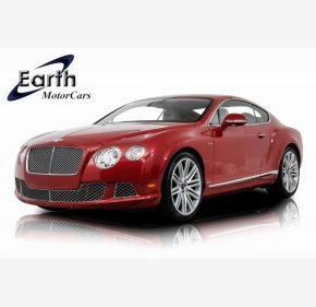 2013 Bentley Continental GT Speed Coupe for sale 101228944