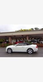 2013 Bentley Continental for sale 101231286