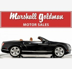2013 Bentley Continental GT Convertible for sale 101235169