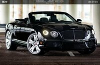 2013 Bentley Continental GT V8 Convertible for sale 101258987