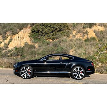 2013 Bentley Continental GT Speed Coupe for sale 101269145