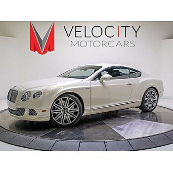 2013 Bentley Continental for sale 101309232