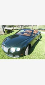 2013 Bentley Continental GT Convertible for sale 101320213