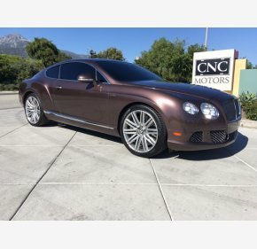 2013 Bentley Continental for sale 101335404