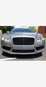 2013 Bentley Continental GT V8 Convertible for sale 101338633