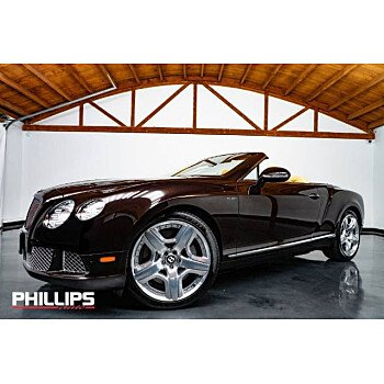 2013 Bentley Continental for sale 101367921