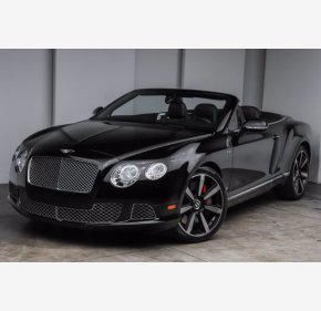 2013 Bentley Continental for sale 101379742