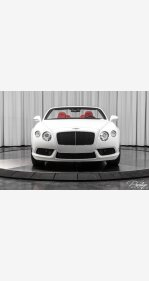 2013 Bentley Continental GT V8 Convertible for sale 101388260