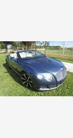 2013 Bentley Continental for sale 101412889