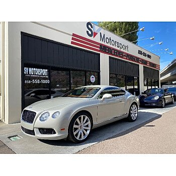 2013 Bentley Continental GT V8 Coupe for sale 101432150