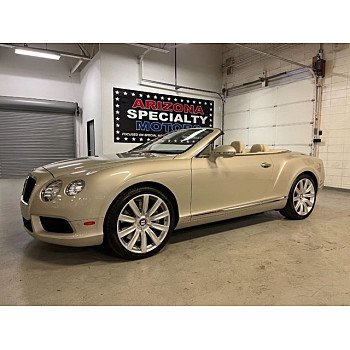 2013 Bentley Continental for sale 101484538